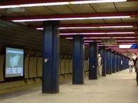 Nyugati pályaudvar Metro Station