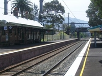 Bulli Railway Station