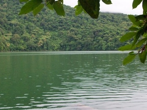 Lake Bulusan