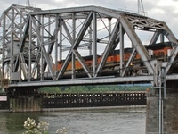 Burlington Northern Railroad Bridge 9,6