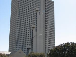 Burnett Plaza