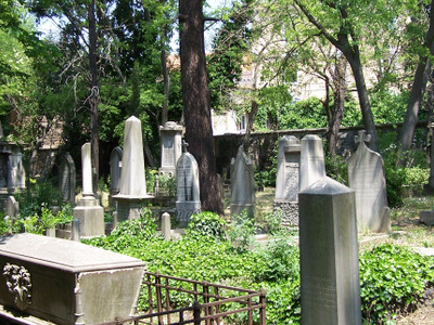 Istanbul Feriköy Protestant Cemetery