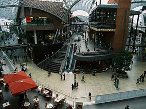 Cabot Circus Shopping Centre