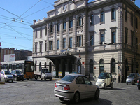 Cagliari Railway Station