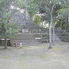 Cahal Pech Main Courtyard - Cayo District - Belize