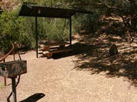 Call Of The Canyon Picnic Site