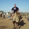 Camel Ride In Uzbekistan