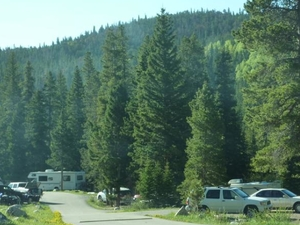 Camp Dick Campground