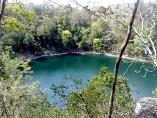 Campeche - Miguel Ceynote - Mexico