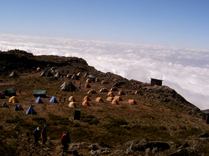 Rongai Route Mount Kilimanajaro Climbing Photos
