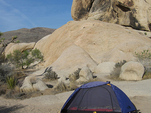 The Wall Campground