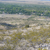 Camp Verde Town - Aerial View