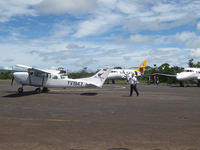 Canaima Airport