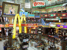 A Massive Food Court