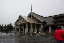 Canyon Village Visitor Center - Yellowstone - Wyoming - USA