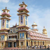 Cao Dai Temple and Cu Chi Tunnels Full Day Tour