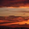 Cardamom Sunset In Kampong Chhnang Province