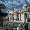 Fountains of St. Peter's Square