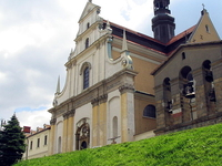 Carmelite Church and Nunnery in Przemyśl