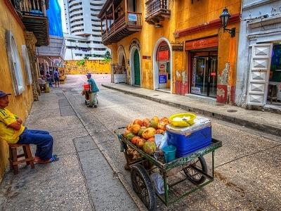 Cartagena Street View