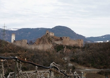 Castel Firmiano View