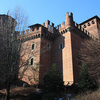 Castello Del Valentino Back View