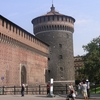 Castello Sforzesco Entrance - Milano