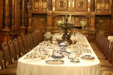 Castelul Peleș Dining Hall