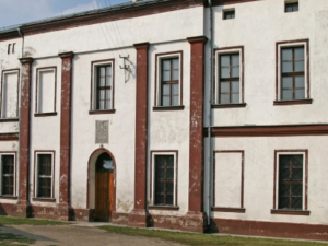 Castle of Grobniki