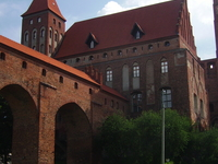 Castle of Kwidzyn