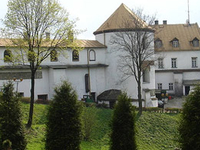 Castle of Lesko
