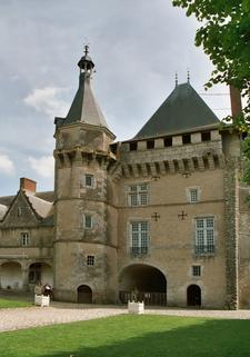 Chateau De Talcy