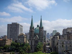 Sao Paulo Cathedral Metropolitana