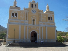 Cathedral In Amapala