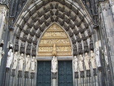 Cathedral Main Entrance