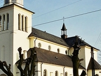 Catholic Church of  the Holy Cross and St. Stanislav the Bishop