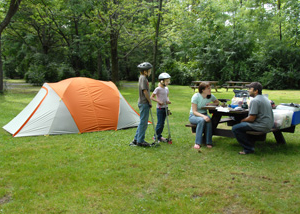 Cayuga Lak Campground