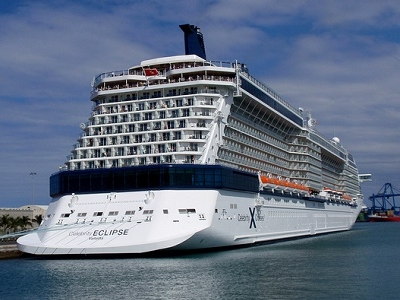 Celebrity 'Eclipse' Cruise Ship