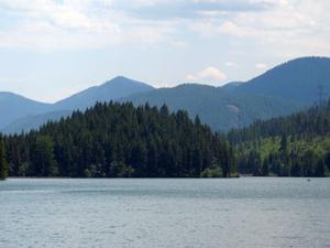 Cel Elum Lake
