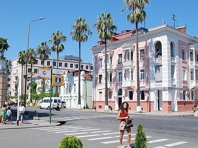 Center Of Batumi