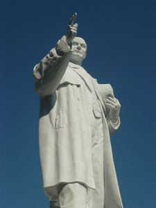 Metodija Andonov-Čento Statue