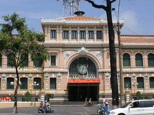 Saigon Central Post Office