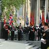 Ceremonial Guard At The Memorial