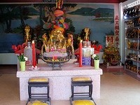 Chang Phuak Shrine