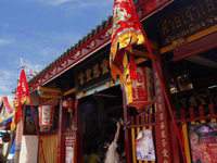 Chao Mae Lim Ko Niao Chinese Shrine