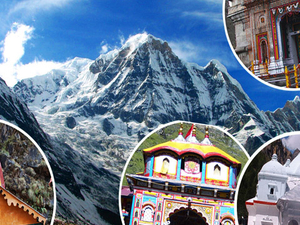Char-Dham Yatra Uttarakhand Photos
