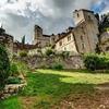 Chateau Saint Cirq Lapopie - Midi-Pyrenees