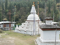 Chendebji Chorten