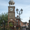 Chesham Market Sq Clock