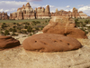 Chesler Park Loop - Joint Trail - Canyonlands - Utah - USA